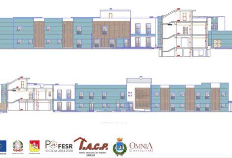 Social Housing Amabilina: sottoscritto il contratto per l'avvio dei lavori